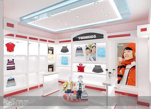 城阳服装店效果图 设计展示 青岛诚嘉装饰设计工程有限公司 -信息纠错